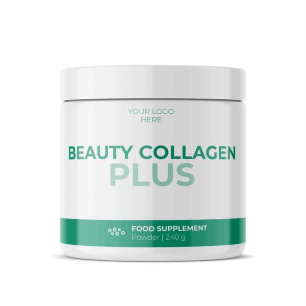 0009 BeautyCollagenPlus 600ml GreenPharm