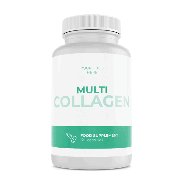 0033 MultiCollagenCapsules 250ml GreenPharm